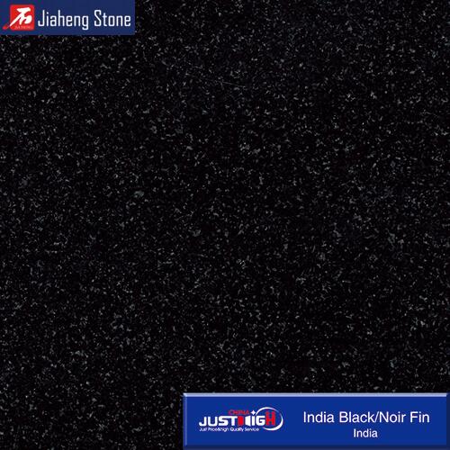 India Black/Noir Fin
