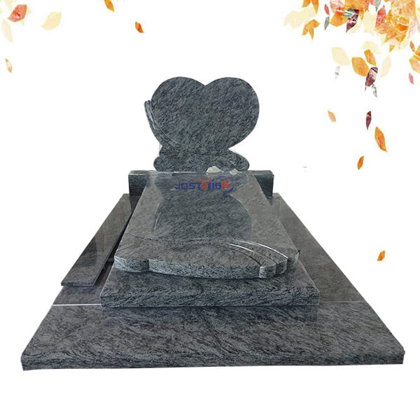 heart headstone prices
