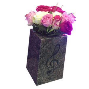 vases for cemetery monuments