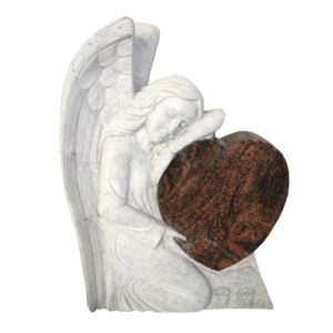 angel headstones for sale