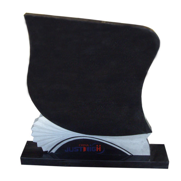 black granite headstone wholesale from china supplier