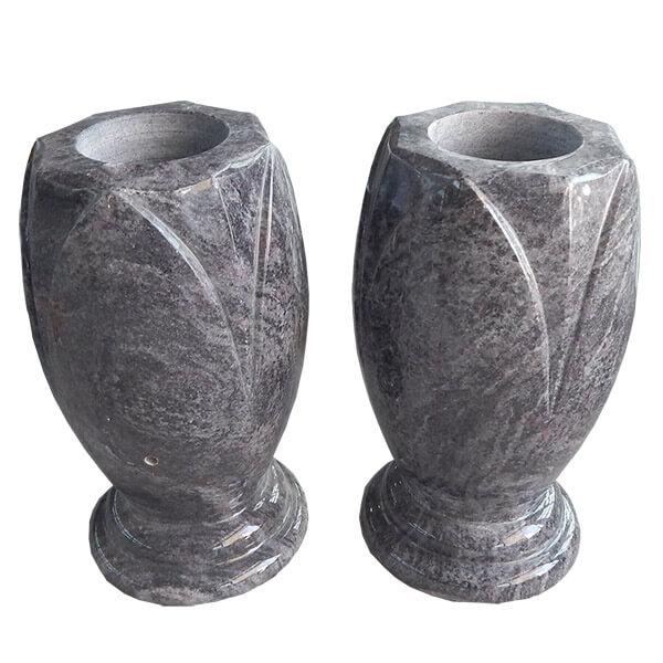 ceramic memorial vase