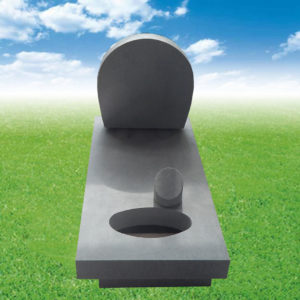 children granite tombstone