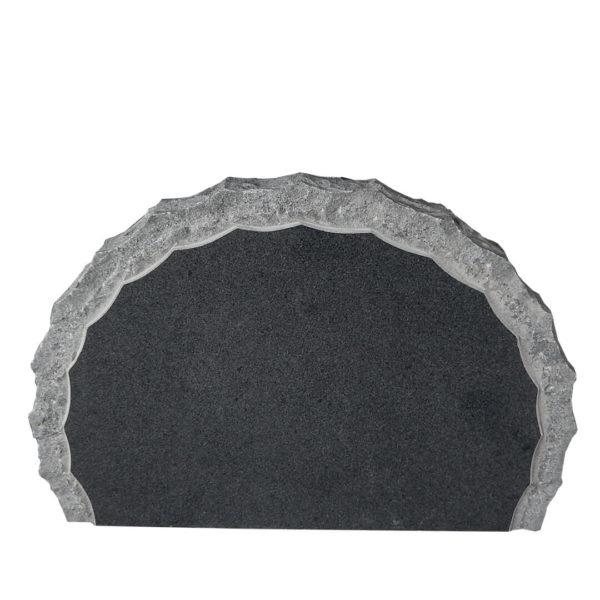 round headstone