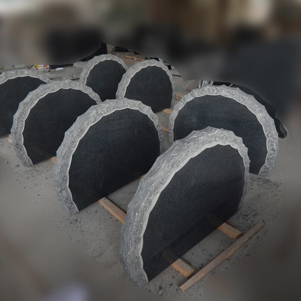 wholesale round headstone