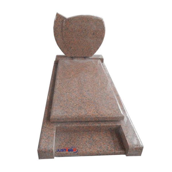 G562 Granit headstone