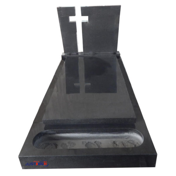cross tombstone design