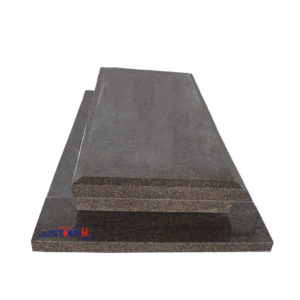 red granite tombstone from china supplier
