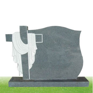 cross upright headstone supplier