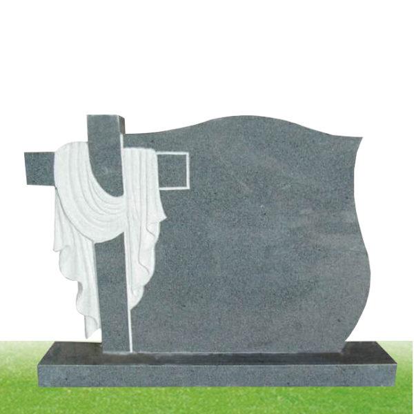 cross upright headstone supplier