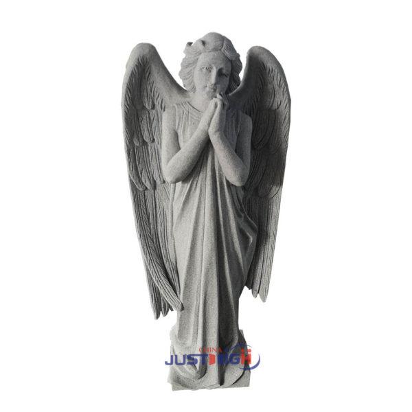 angel statue granite headstone manufacturer