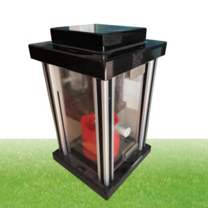 black granite vase wholesale
