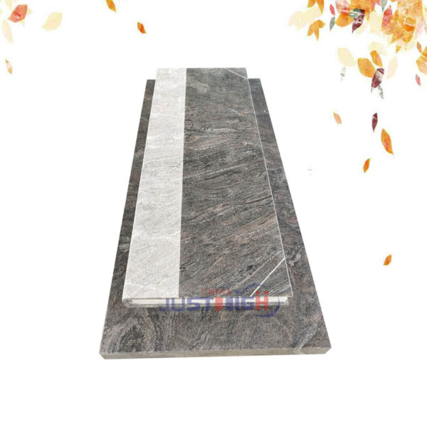 Paradiso single granite headstone supplier
