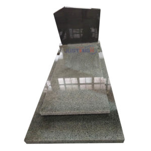 custom single granite gravestone supplier
