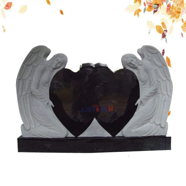 customization angel statue granite headstone supplies