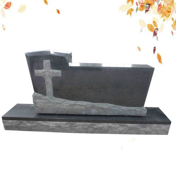 headstone cross clipart