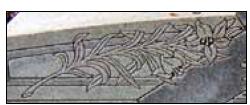 Asphodel granite gravestone supplier